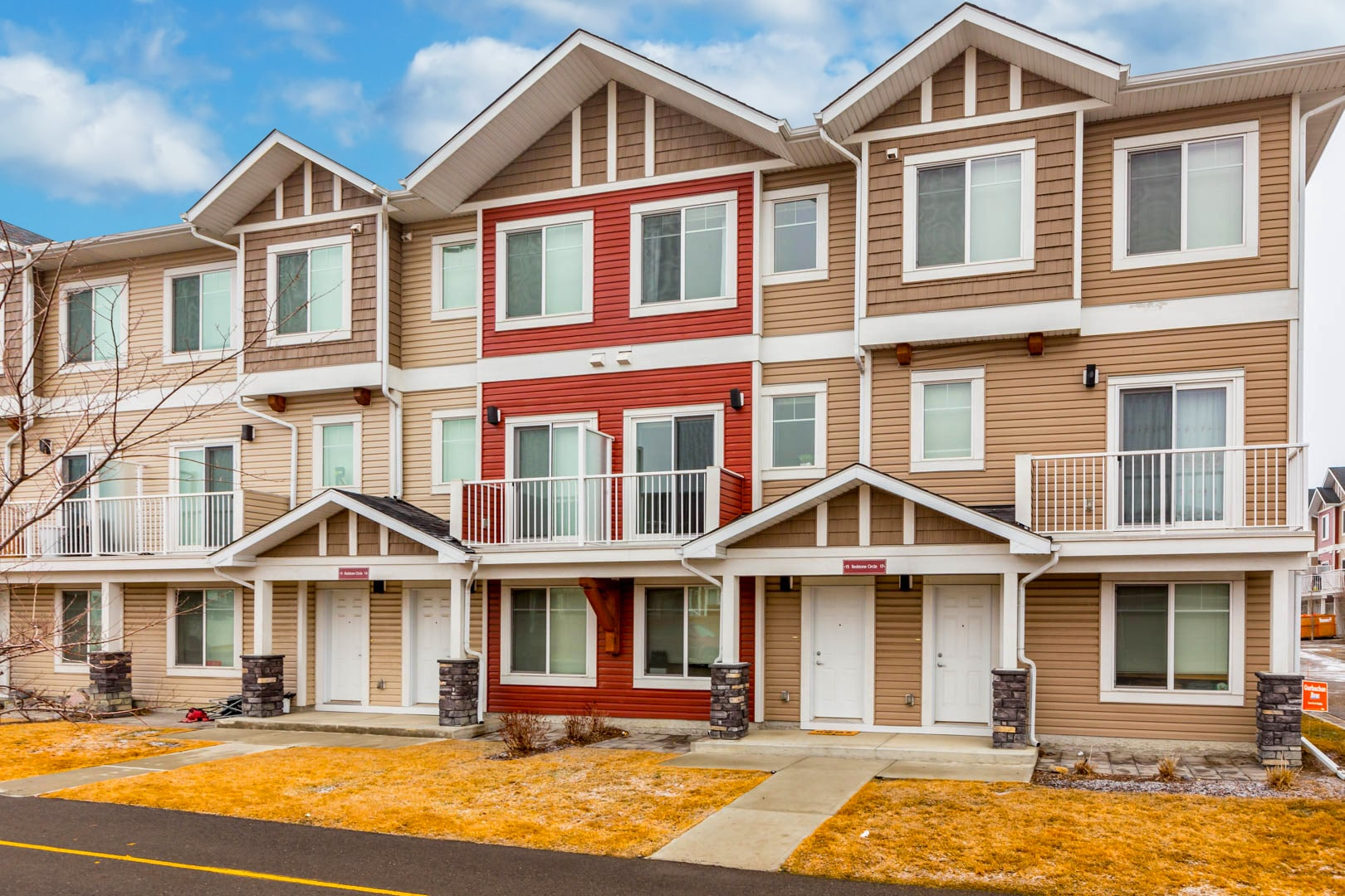 Calgary Townhome Condo